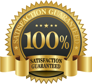100 Percent Satisfaction Cuaranteed Orlando Seamless Gutters