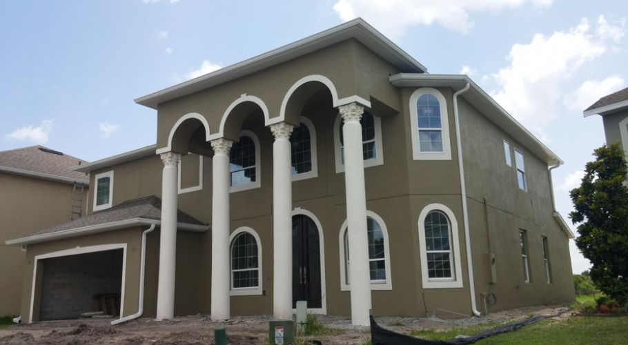 Orlando Seamless Gutter Commercial Residential Installation and Repair